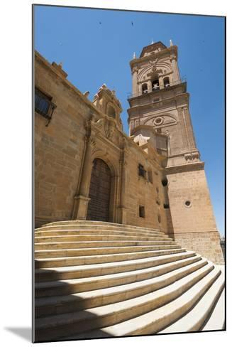 Guadix, Province of Granada, Andalucia, Spain-Michael Snell-Mounted Photographic Print
