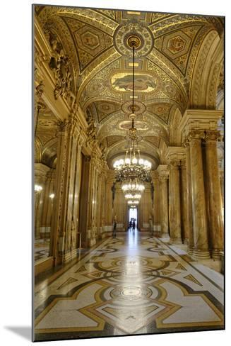 Opera Garnier, Frescoes and Ornate Ceiling by Paul Baudry, Paris, France-G & M Therin-Weise-Mounted Photographic Print