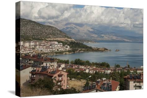Lake Egirdir, Isparta, Western Turkey, Anatolia, Turkey, Asia Minor, Eurasia-Tony Waltham-Stretched Canvas Print