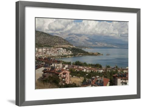 Lake Egirdir, Isparta, Western Turkey, Anatolia, Turkey, Asia Minor, Eurasia-Tony Waltham-Framed Art Print