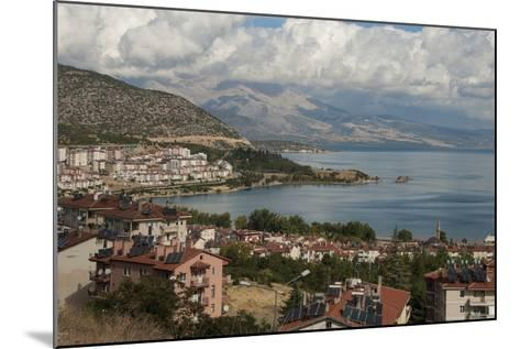 Lake Egirdir, Isparta, Western Turkey, Anatolia, Turkey, Asia Minor, Eurasia-Tony Waltham-Mounted Photographic Print