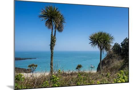 Belvoir Bay, Herm, Channel Islands, United Kingdom-Michael Runkel-Mounted Photographic Print