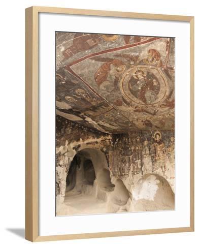 St. Georges Church (Kirk Dam Alti Kilise)-Tony Waltham-Framed Art Print