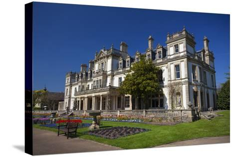 Dyffryn House, Dyffryn Gardens, Vale of Glamorgan, Wales, United Kingdom-Billy Stock-Stretched Canvas Print