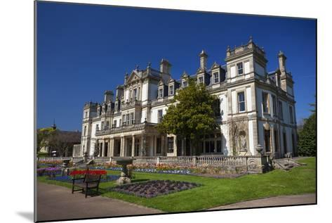 Dyffryn House, Dyffryn Gardens, Vale of Glamorgan, Wales, United Kingdom-Billy Stock-Mounted Photographic Print
