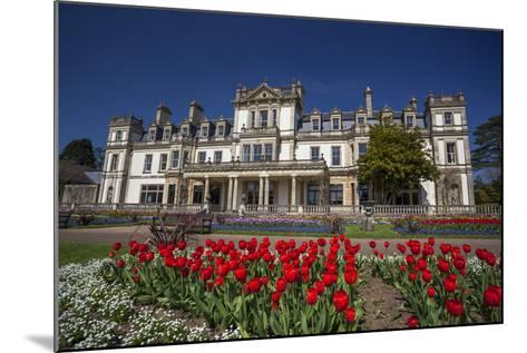 Dyffryn House, Dyffryn Gardens, Vale of Glamorgan, Wales, United Kingdom-Billy Stock-Mounted Photographic Print