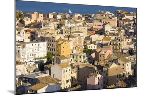 View over the Old Town from the New Fortress-Ruth Tomlinson-Mounted Photographic Print