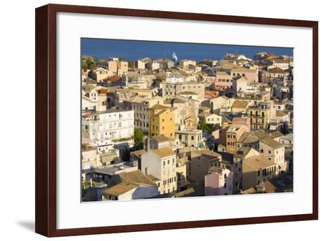 View over the Old Town from the New Fortress-Ruth Tomlinson-Framed Art Print
