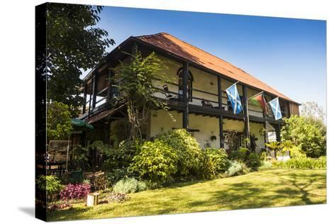 The Historical Mandala House, Blantyre, Malawi, Africa-Michael Runkel-Stretched Canvas Print