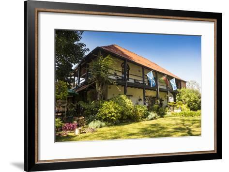 The Historical Mandala House, Blantyre, Malawi, Africa-Michael Runkel-Framed Art Print