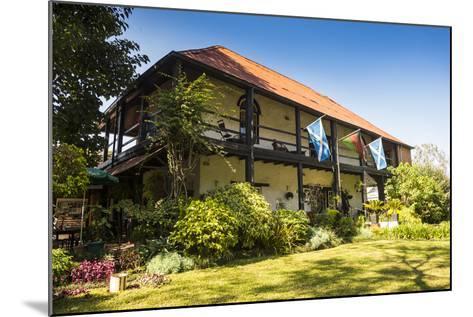 The Historical Mandala House, Blantyre, Malawi, Africa-Michael Runkel-Mounted Photographic Print