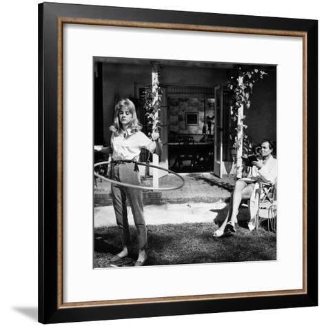 Lolita, Sue Lyon, 1962--Framed Art Print