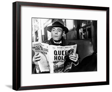 The Wrong Man, Henry Fonda, Directed by Alfred Hitchcock, 1956--Framed Art Print