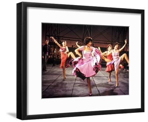 West Side Story, Directed by Robert Wise, 1961--Framed Art Print
