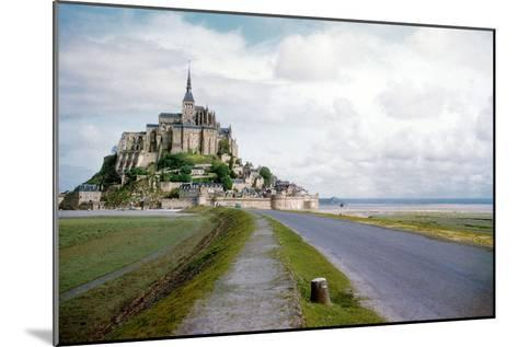 The Mont Saint Michel, France--Mounted Photo