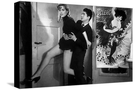 Adorables Creatures De Christian-Jaque Avec Daniel Gelin, 1952--Stretched Canvas Print