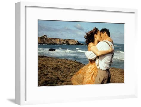 Forever Young De Steveminer Avec Mel Gibson, Isabel Glasser, 1992--Framed Art Print