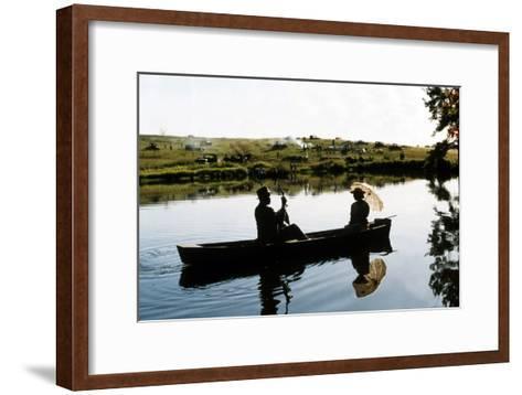 La Couleur Pourpre the Colour Purple De Stevenspielberg 1985--Framed Art Print