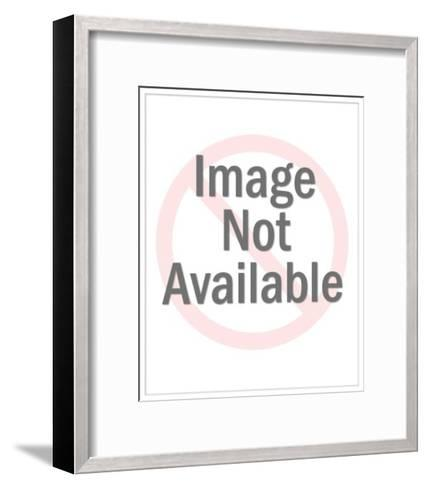 """""""This one, when you open it, smells like the Times."""" - New Yorker Cartoon-Leo Cullum-Framed Art Print"""