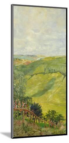 Summer Landscape, 1884-85-Max Klinger-Mounted Giclee Print