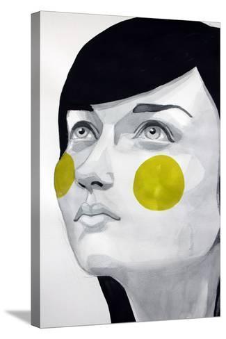 Hope-Rebekka -Stretched Canvas Print