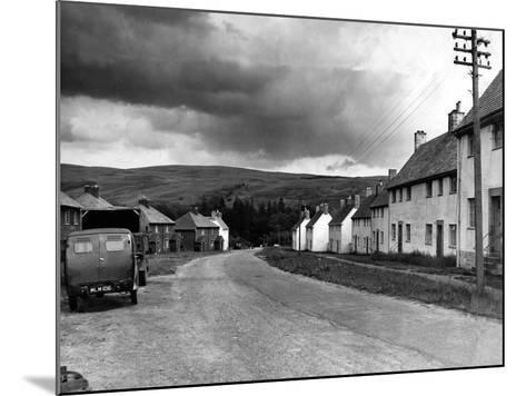 Kielder Village 1954-Staff-Mounted Photographic Print
