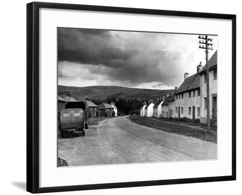 Kielder Village 1954-Staff-Framed Art Print