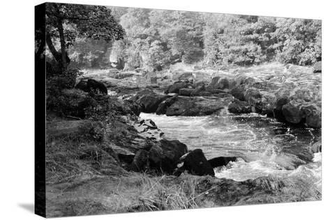 Wharfedale in North Yorkshire, Circa 1970-Staff-Stretched Canvas Print