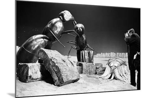 Dr Who, the Web Planet, 1965-Alisdair Macdonald-Mounted Photographic Print