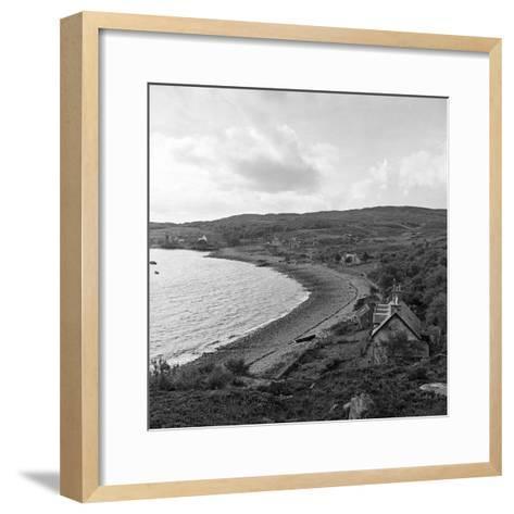 Inner Hebrides, Isle of Soay/Skye 18/09/1960-Staff-Framed Art Print