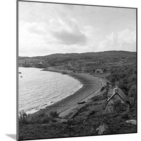 Inner Hebrides, Isle of Soay/Skye 18/09/1960-Staff-Mounted Photographic Print