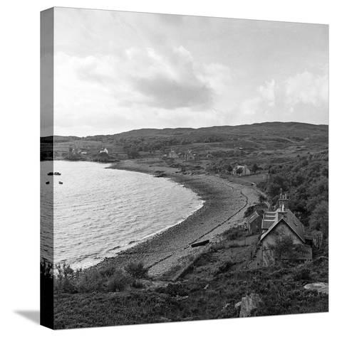 Inner Hebrides, Isle of Soay/Skye 18/09/1960-Staff-Stretched Canvas Print