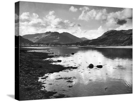 View of the Holy Loch 1947- Mirrorpix-Stretched Canvas Print