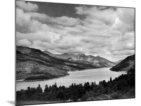 Loch Long 1946- Mirrorpix-Mounted Photographic Print