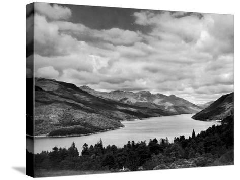 Loch Long 1946- Mirrorpix-Stretched Canvas Print