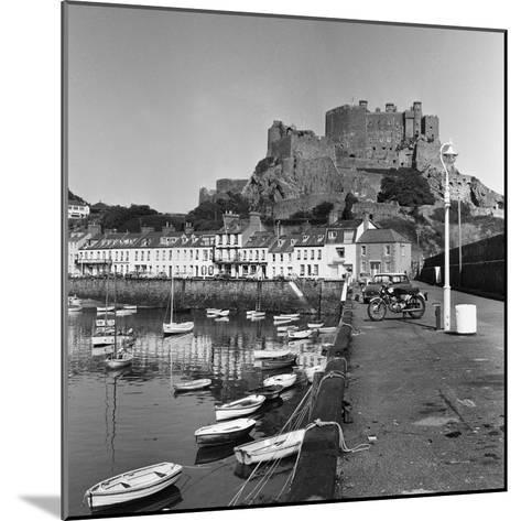 Gorey Harbour, Channel Islands 1965-Staff-Mounted Photographic Print