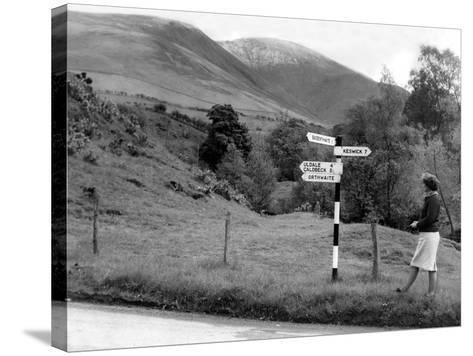 Lake District 1965-Staff-Stretched Canvas Print
