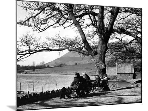 Lake District - Derwentwater 1965-Staff-Mounted Photographic Print