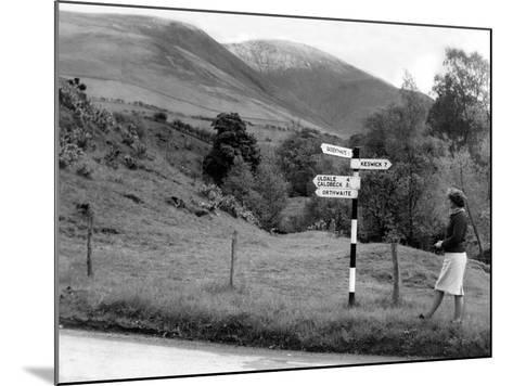 Lake District 1965-Staff-Mounted Photographic Print