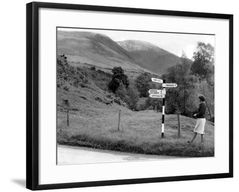 Lake District 1965-Staff-Framed Art Print