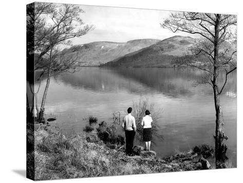 Lake District 1963-Staff-Stretched Canvas Print