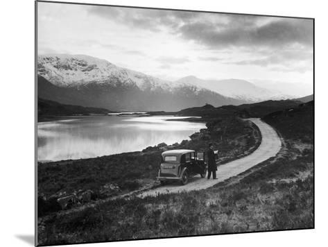 Lost in Iverness 1936-Staff-Mounted Photographic Print