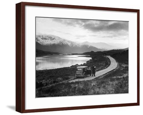 Lost in Iverness 1936-Staff-Framed Art Print