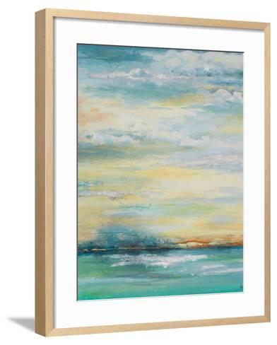 Misty Morning-Patricia Pinto-Framed Art Print