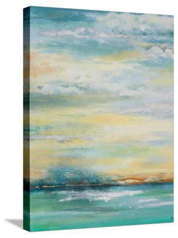 Misty Morning-Patricia Pinto-Stretched Canvas Print