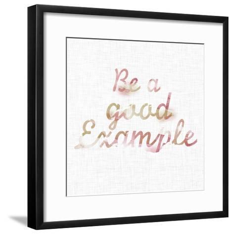 Linen Watercolors I-SD Graphics Studio-Framed Art Print