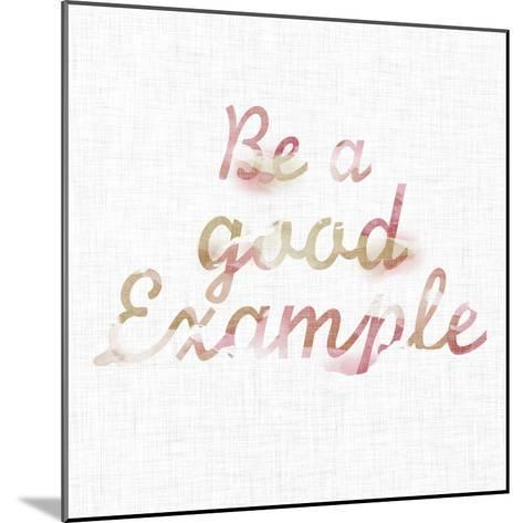 Linen Watercolors I-SD Graphics Studio-Mounted Premium Giclee Print