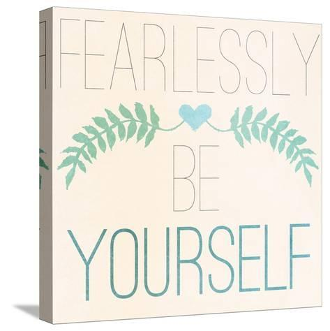 Fab Self II (Fearlessly Be Yourself)-SD Graphics Studio-Stretched Canvas Print