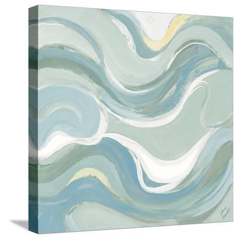 Coastal Curvilinear II-Lanie Loreth-Stretched Canvas Print