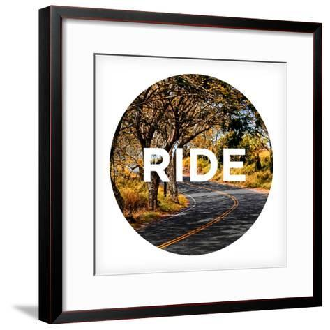 Active Type I-Bruce Nawrocke-Framed Art Print